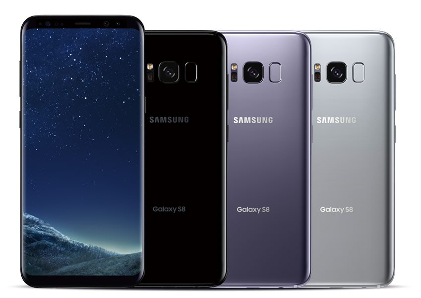 The straight competition between Samsung Galaxy S8 and LG G6. Who runs the race?