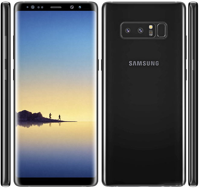 Samsung Galaxy Note 8: The bigger, the better